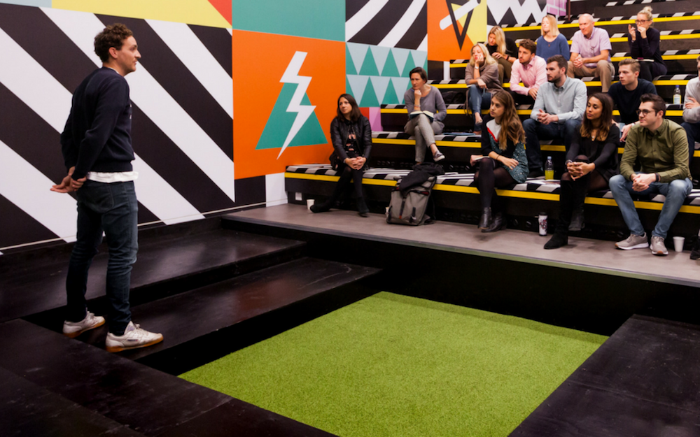 The Collective weekly rundown at Huckletree West