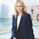 Huckletree Ambassador Trish Halpin, Editor-in-Chief of Marie Claire UK