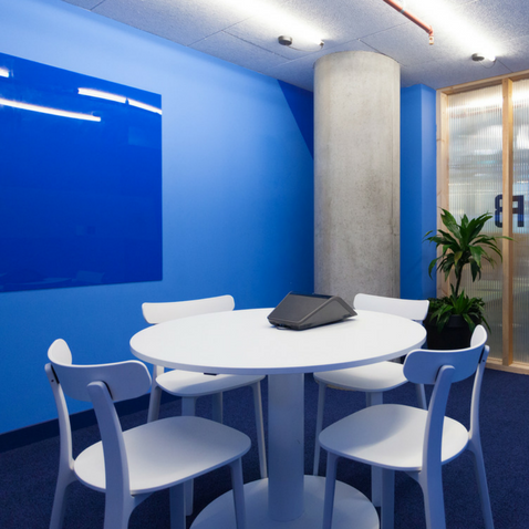 West London meeting rooms at Huckletree West, White City