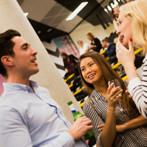 Collaboration at Huckletree's Dublin and London coworking spaces