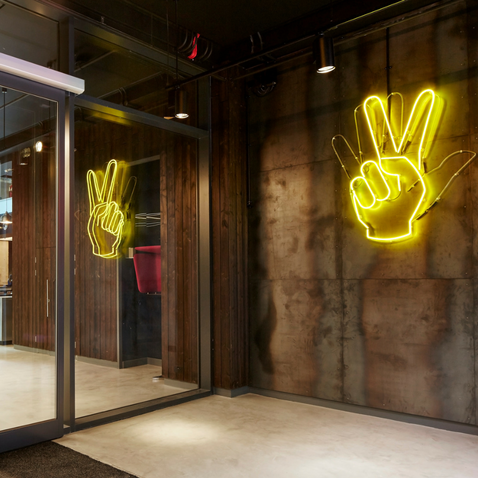 The Alphabeta Building, Huckletree Shoreditch