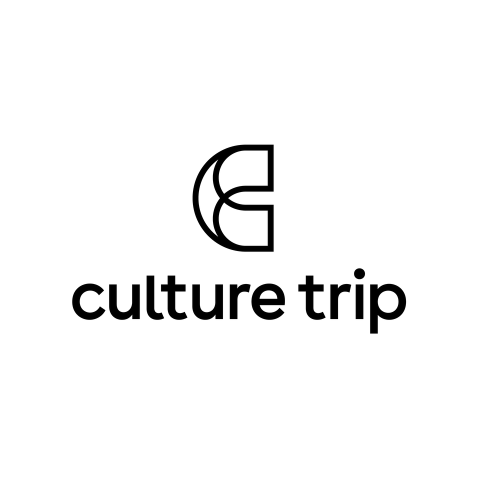 culture trip black and white logo