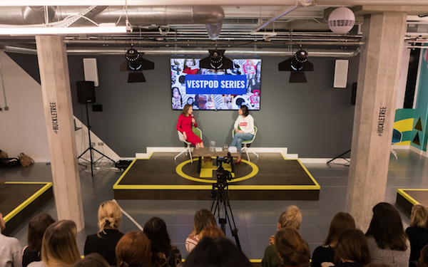 Women Collectively Learning About Investing in Shoreditch
