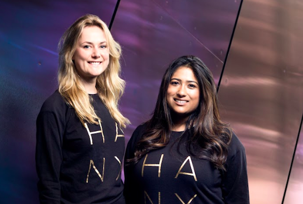 Female Founder: Sarah and Farah from HANX