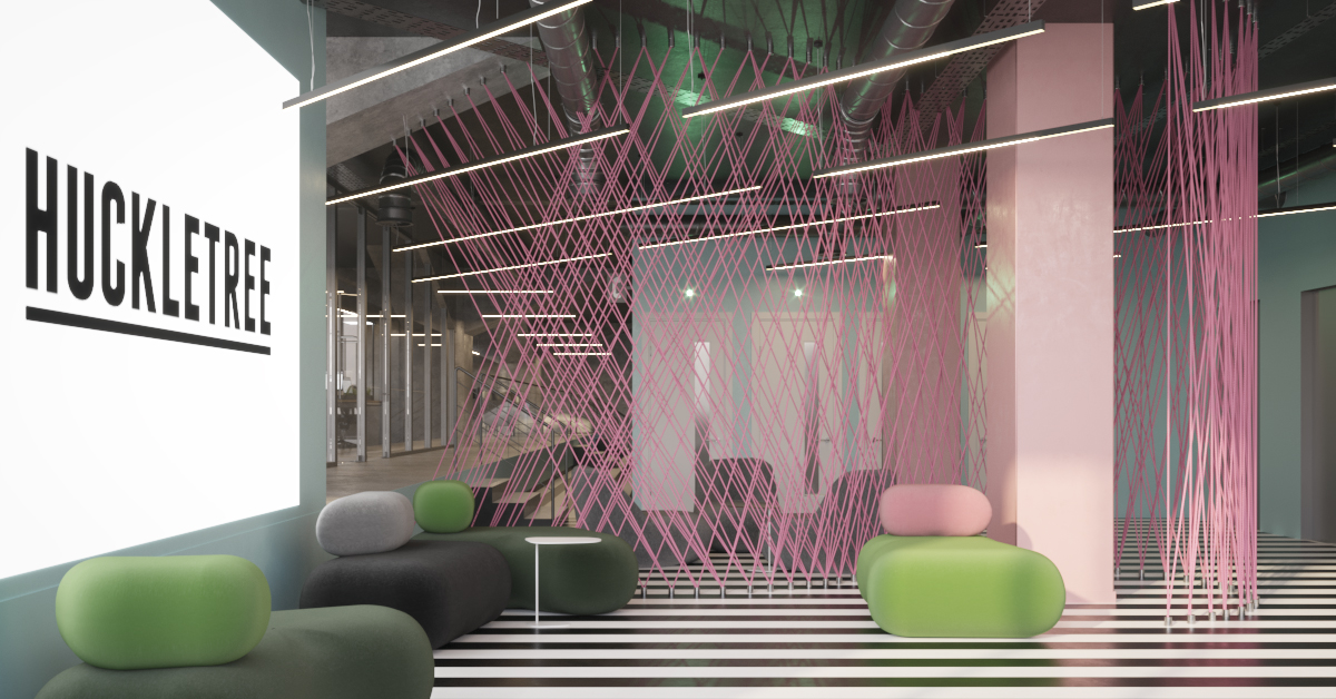 Huckletree Manchester, workspace in manchester