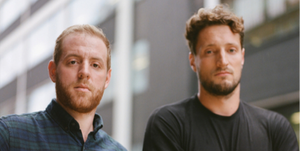 Matchpint founders and Huckletree Shoreditch members