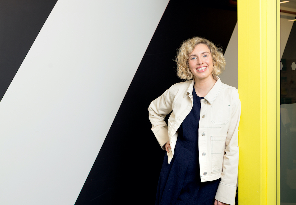 Ruby Radley, Huckletree Membership Manager